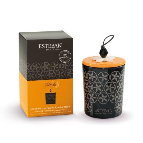 Bougie déco parfumée rechargeable - Nouveau format 170 g