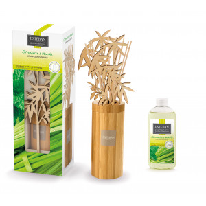 Bamboo scented bouquet with scented refill 100 ml