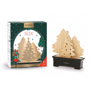My perfume tree gift set and its 2 scented refill 100 ml