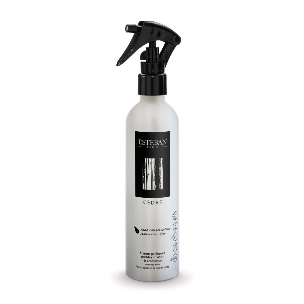 Scented mist home textiles & room spray 200 ml